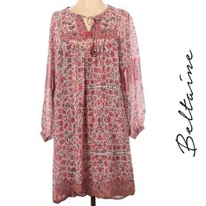 Beltaine NEW Boho Peasant Cottage Core Dress Small